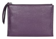 ECCO Sculptured Small Clutch (MAUVE)