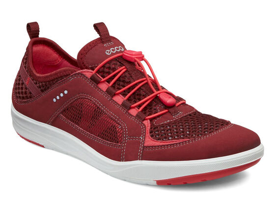 ECCO Womens Lagoon 360 (PORT/PORT/TEABERRY)