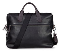 ECCO Ioma Slim Briefcase (BLACK)