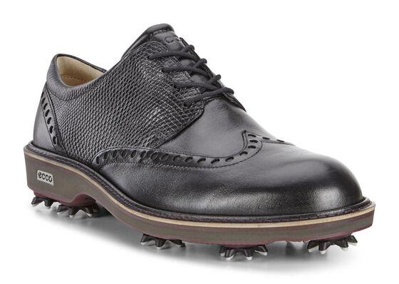 LUX Golf Mens (BLACK/BLACK)