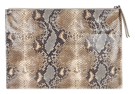 ECCO Sculptured Day Clutch (PANNA/SAND)