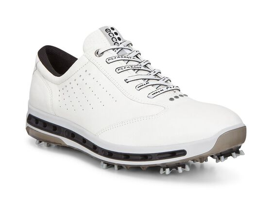 ECCO Mens Cool GTX (WHITE/BLACK)