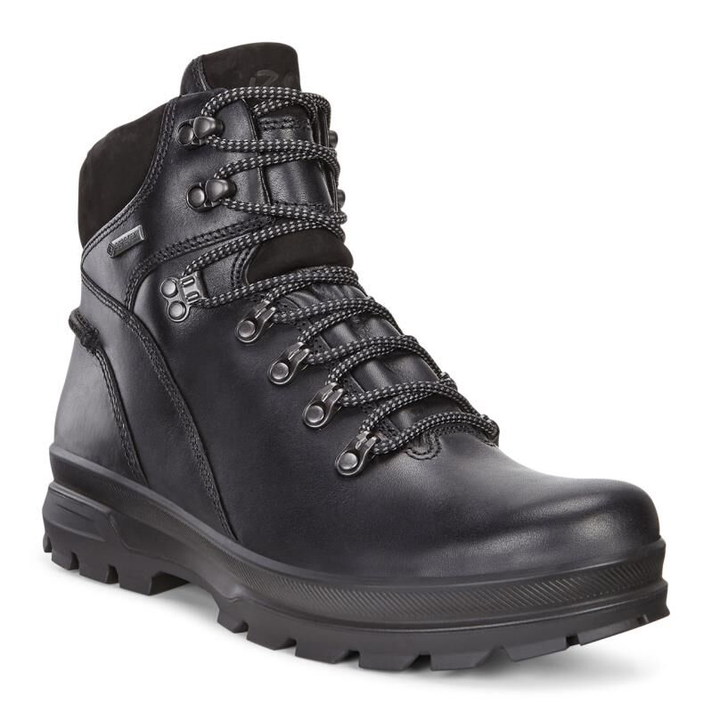 Mens Ecco Rugged Track Gtx Hi Boots Review – Gore-Tex Hiking Footwear forecast