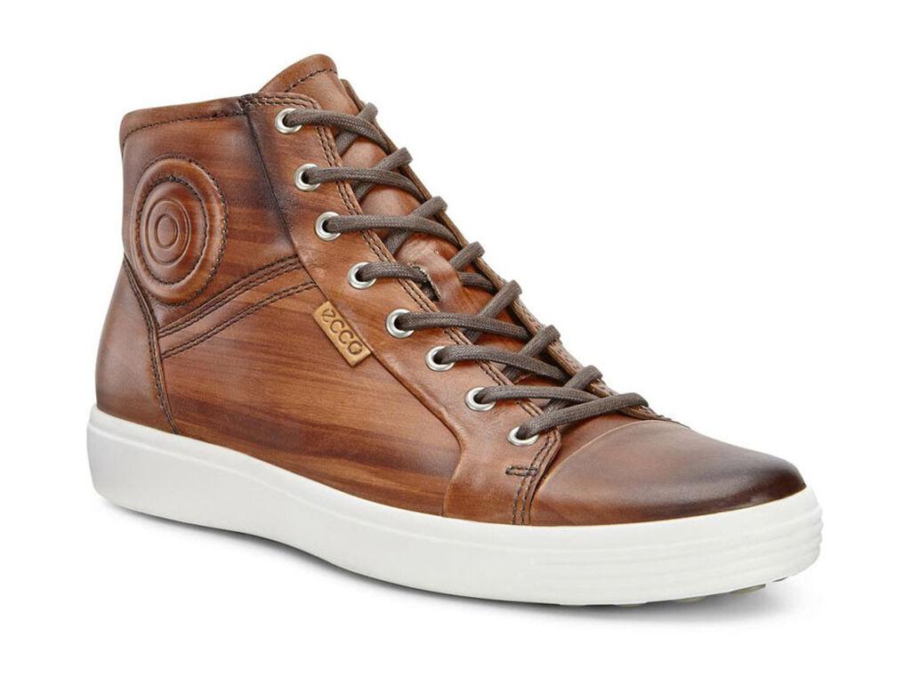1005d324 ECCO Men's Soft 7 Premium Boot | Men | Casual Boots | ECCO Canada