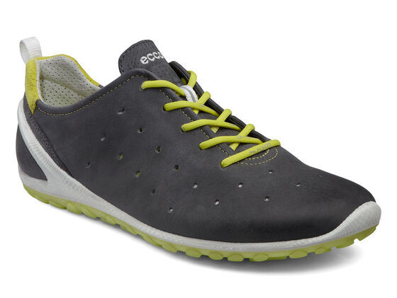 ECCO Womens BIOM Lite (DARK SHADOW/SULPHUR)