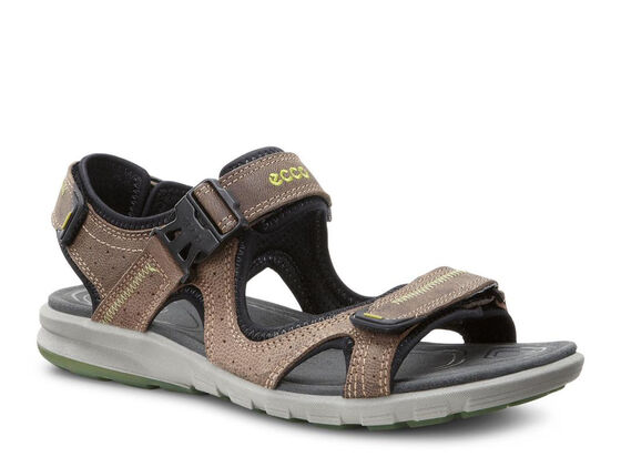 ECCO Mens Cruise Sandal (COCOA BROWN)