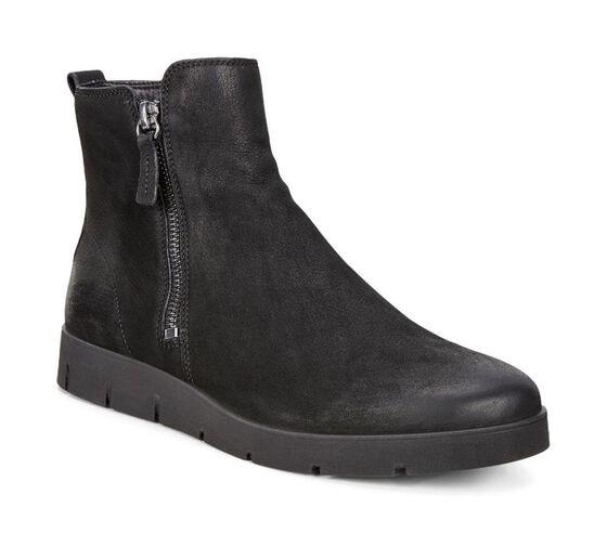 ECCO Bella Zip Boot (BLACK)