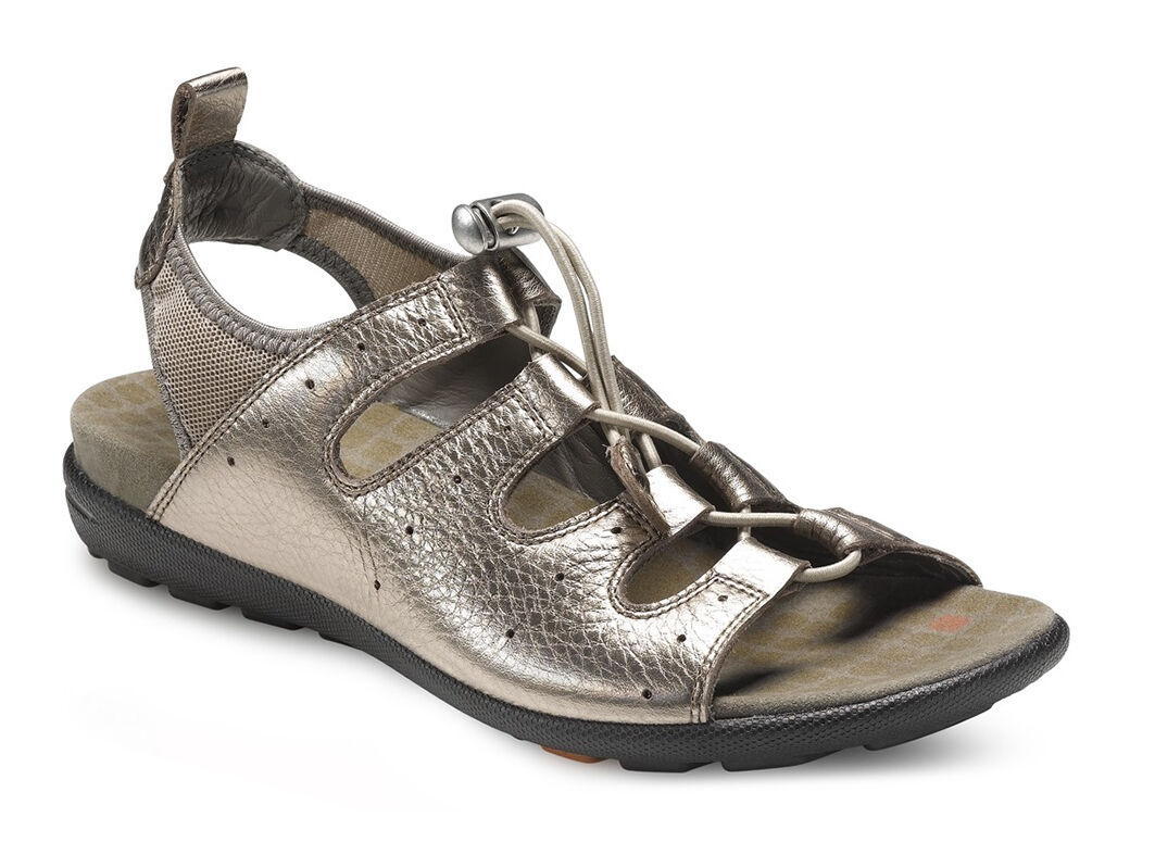 ECCO Women's Jab Toggle Sandals Size 10/10.5 0634246536674