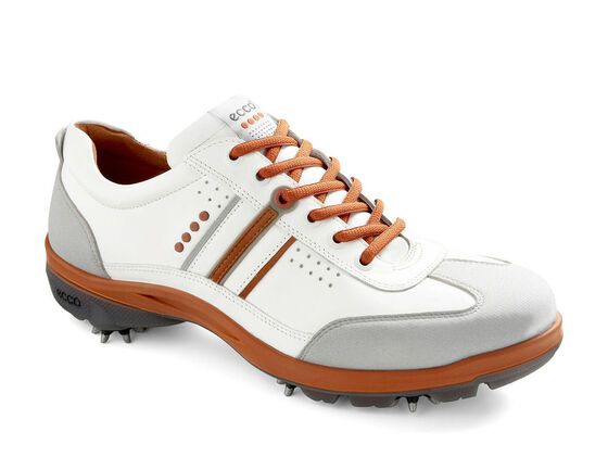 ECCO Mens Cool III Hydromax (CONCRETE/WHITE/BURNT OCHRE)