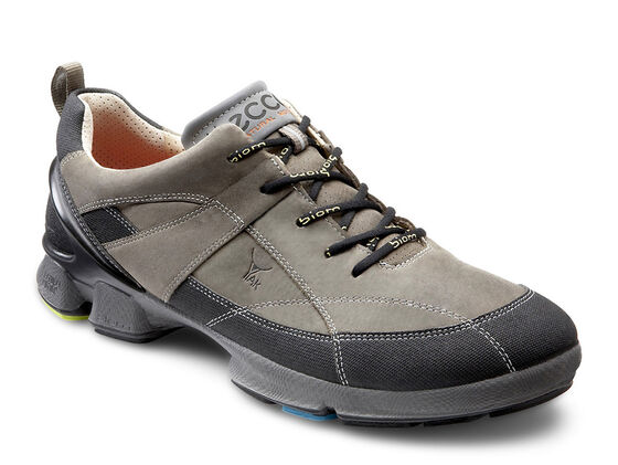 ECCO Mens BIOM Walk 1.3 (BLACK/WARM GREY)