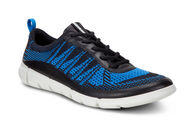 ECCO Mens Intrinsic KnitECCO Mens Intrinsic Knit in BLACK/DYNASTY (58513)