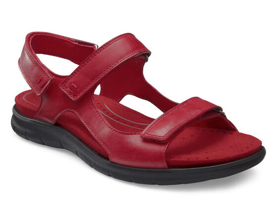 ECCO Babett Sport Sandal (BRICK)