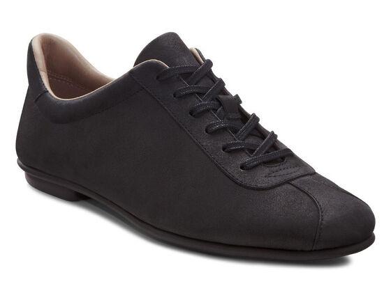 ECCO Osan Retro Sneaker (BLACK)