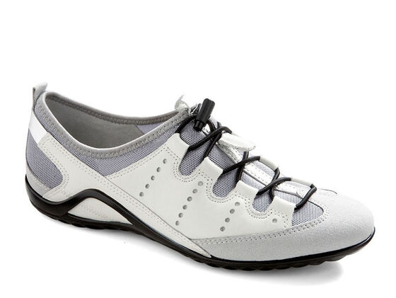 ECCO Vibration II Toggle (SILVER/SILVER METALLIC/SHADOW WHITE)