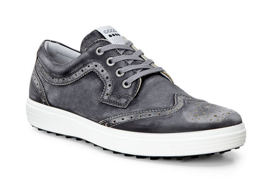 ECCO Mens Casual Hybrid II (BLACK)