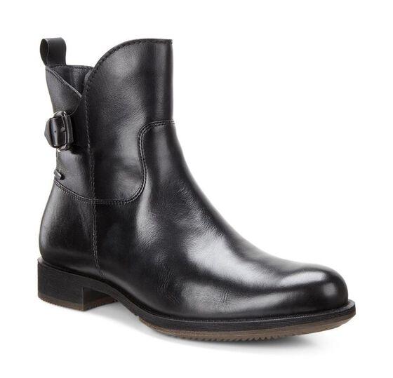 ECCO Saunter GTX Boot (BLACK)
