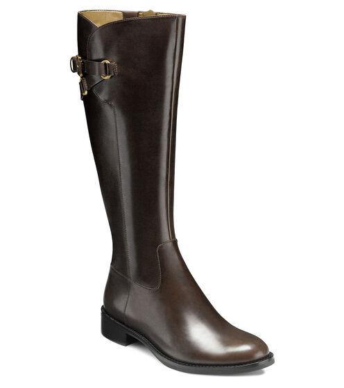 ECCO Hobart Strap Tall Boot (ESPRESSO)