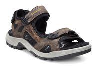 ECCO Mens Yucatan Offroad Sandal (ESPRESSO/COCOA BROWN/BLACK)