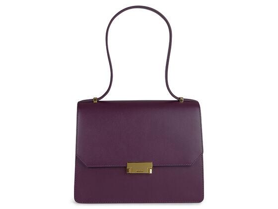 ECCO Derna Handbag (BURGUNDY)