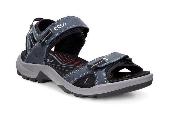 ECCO Mens Yucatan II Sandal (MARINE)