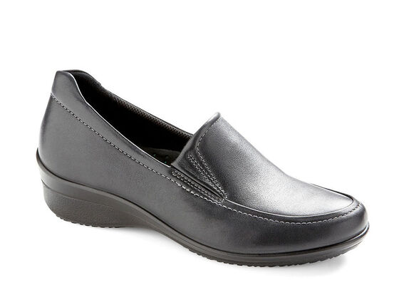 ECCO Corse Slip On (BLACK)