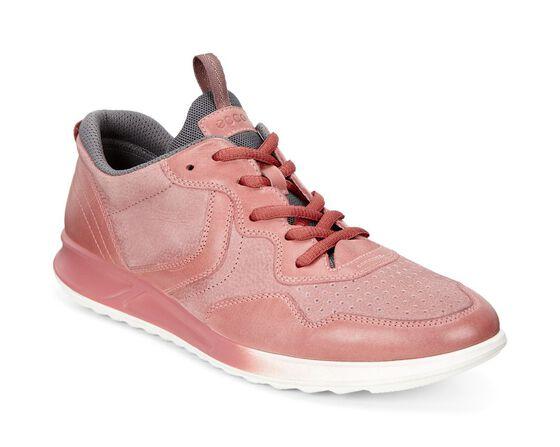 ECCO Genna Sneaker (PETAL/PETAL/TITANIUM)