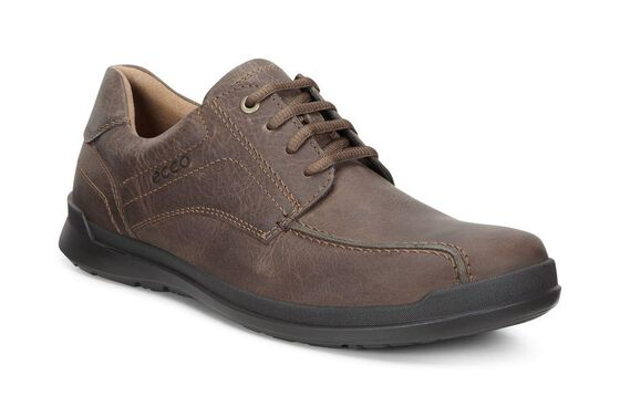 ECCO Howell Lace (COCOA BROWN)