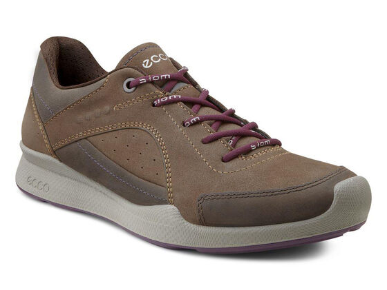 ECCO Womens BIOM Hybrid Walk (COFFEE/ESPRESSO/BURGUNDY)