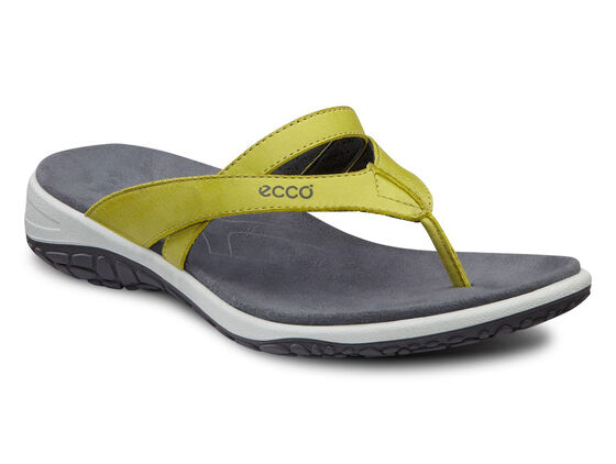 ECCO Womens Lumea II (SULPHUR/DARK SHADOW)