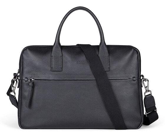 SP Slim Briefcase (BLACK)