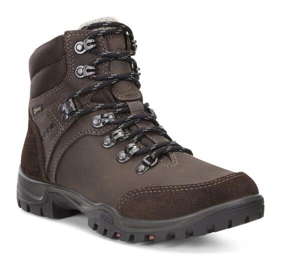 ECCO W Xpedition III Mid GTX (COFFEE)