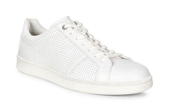 ECCO Kallum Premium Sneaker (WHITE)