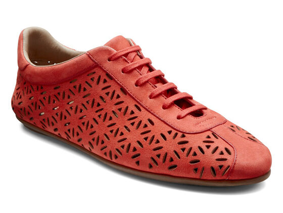 ECCO Osan Sneaker (RED ALERT)