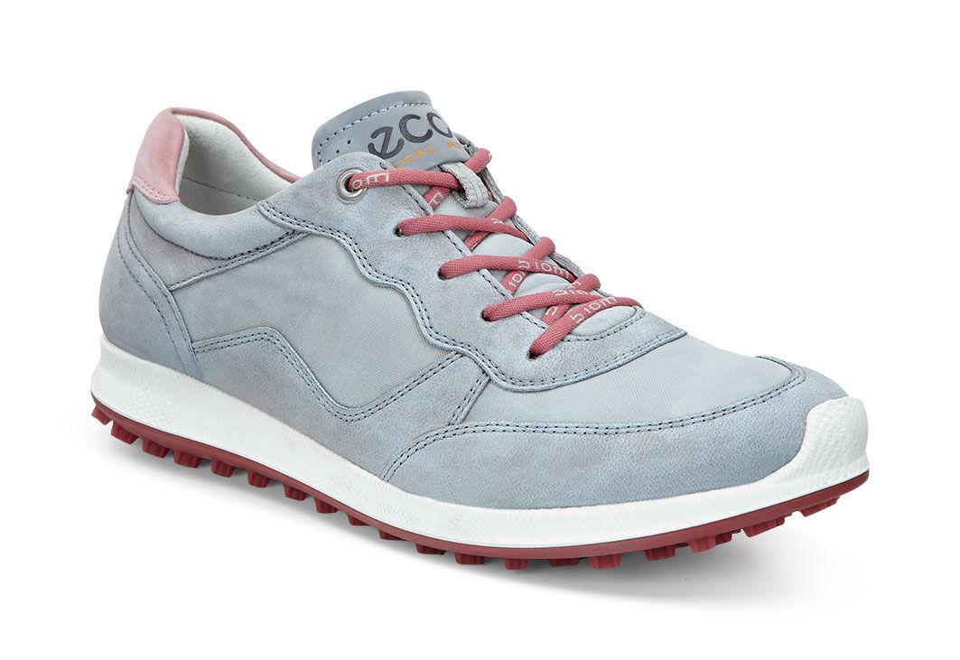 ECCO Golf - Speed Hybrid (Titanium/Wild Dove) Women's Golf Shoes