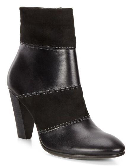 ECCO Shape 75 Modern Boot (BLACK/BLACK)