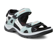 ECCO Womens Yucatan Offroad Sandal (ICE FLOWER/SHADOW WHITE)