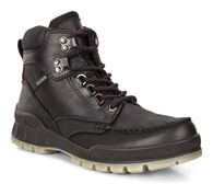 ECCO Mens Track 25 High (BLACK/BLACK)
