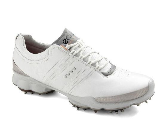 ECCO Mens BIOM Golf Hydromax (WHITE/CONCRETE)