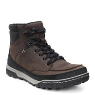 ECCO Mens Urban Lifestyle HighECCO Mens Urban Lifestyle High in BLACK/COFFEE (51623)