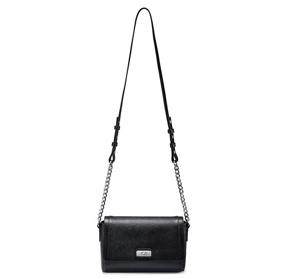 ECCO Belaga Cross Body Bag (BLACK)