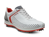 ECCO Mens BIOM G 2 (WHITE/FIRE)