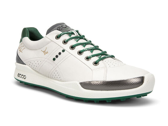 ECCO Fred Couples BIOM Hybrid (WHITE/PURE GREEN)