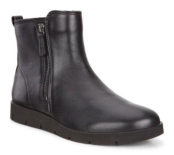 BELLA Side Zip Boot (BLACK)