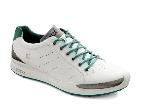 ECCO Mens BIOM Golf Hybrid (WHITE)