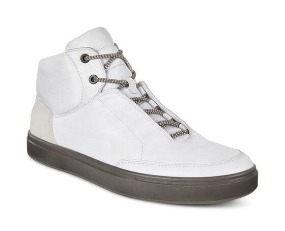 ECCO Kyle Street Boot (WHITE/SHADOW WHITE)
