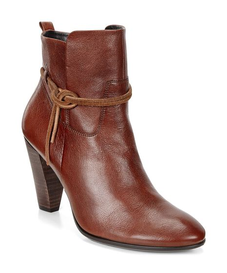 ECCO Shape 75 Ankle Boot (COGNAC)