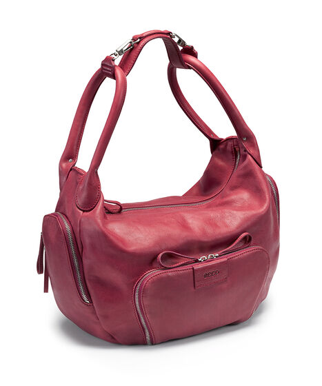 ECCO Belmar Hobo Bag (BRICK)