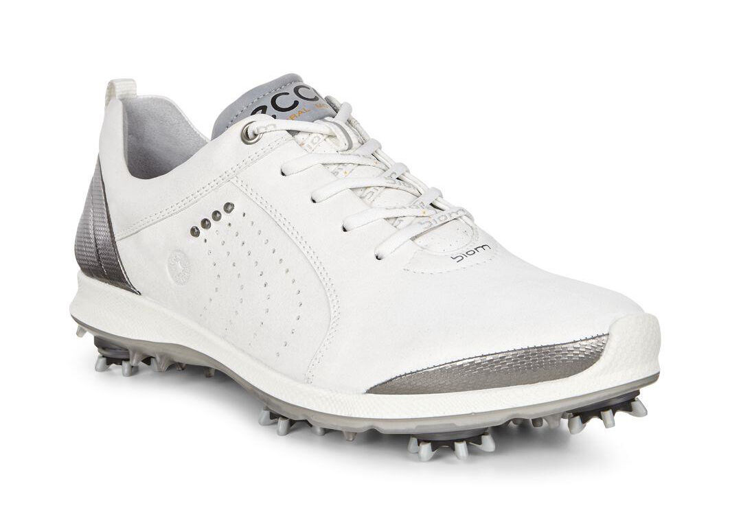 Ecco Biom G2 Golf Shoes, White