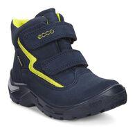 ECCO Snowride Boot (MARINE/MARINE/SULPHUR)