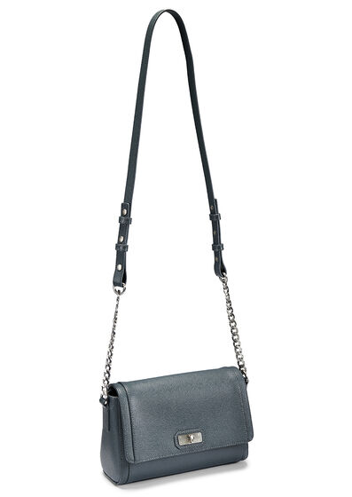 ECCO Belaga Cross Body Bag (PAVEMENT)